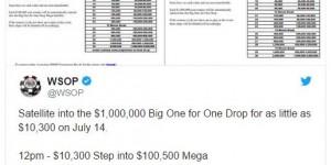 【扑克反水】Fedor Holz不满WSOP提前公布百万一滴水报名名单
