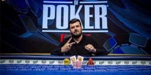 【扑克反水】WSOPE:Timur Margolin赢得第五项赛事冠军