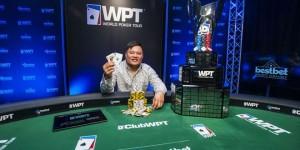 【扑克反水】Tony Tran赢得WPT bestbet Bounty Scramble冠军!!!