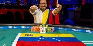 【扑克反水】2017 WSOP马拉松赛事金手链惊现eBay,起拍价$3,000