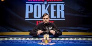 【扑克反水】WSOPE:Martin Kabrhel取得€100,000超高额豪客赛冠军