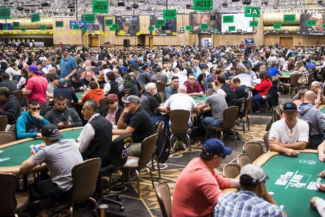 WSOP巨人赛冠军Ben Keeline为'The BIG 50'参赛选手分享一些实战技巧