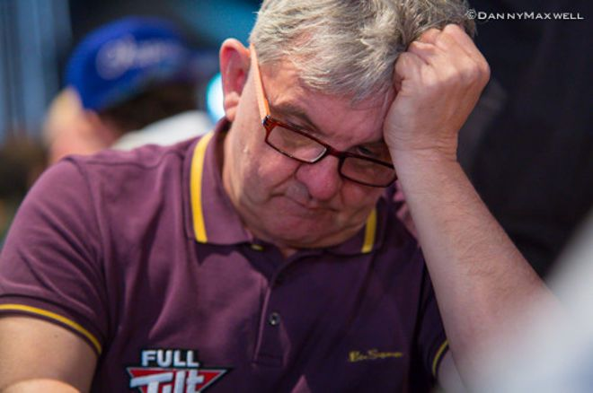 英国牌手'Mad' Marty Wilson因癌去世