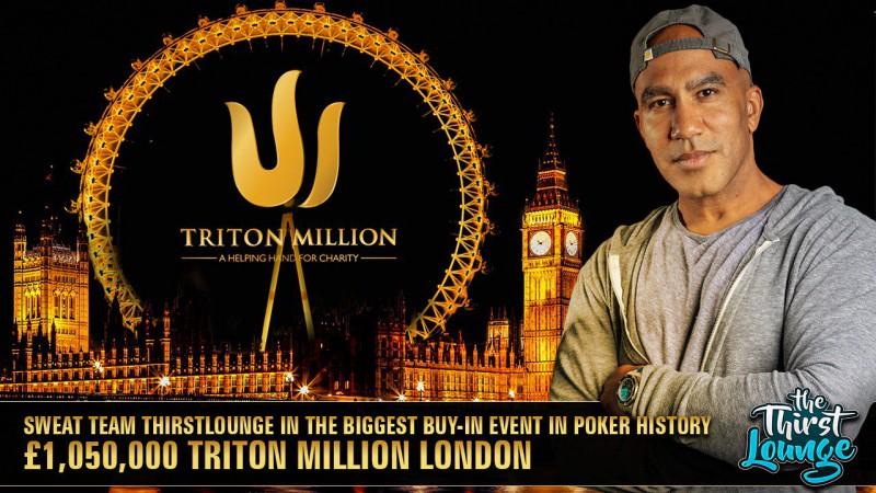 Bill Perkins成为传奇超高额百万英镑买入豪客赛第50位参赛选手!