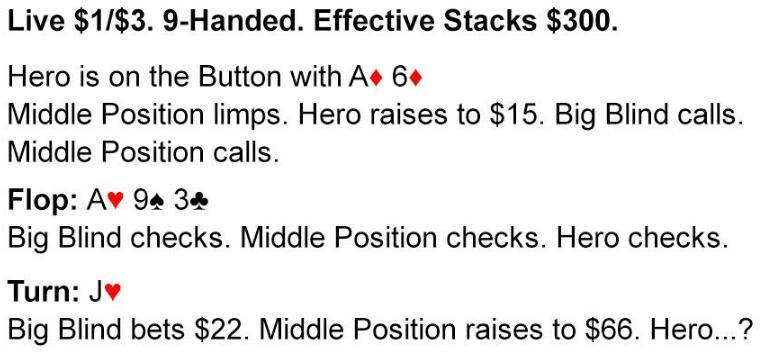 扑克小测验:你能够统治现场扑克吗?