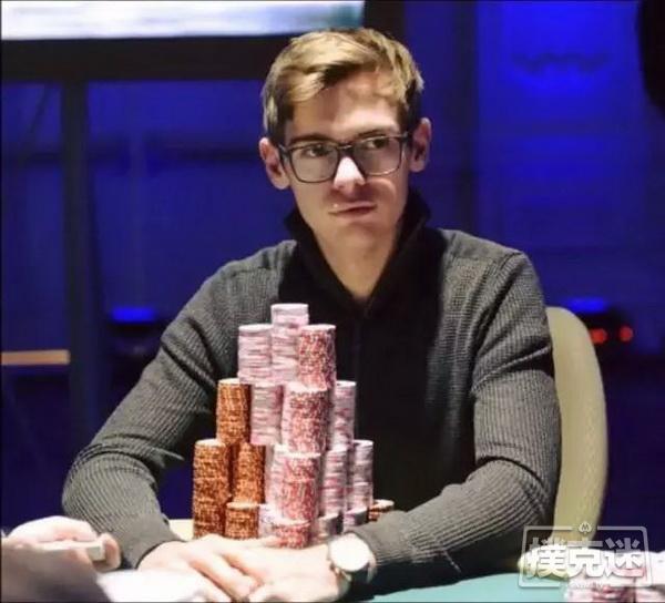 """德扑界的""""印钞机""""   一年吸金上亿的扑克天才少年"""