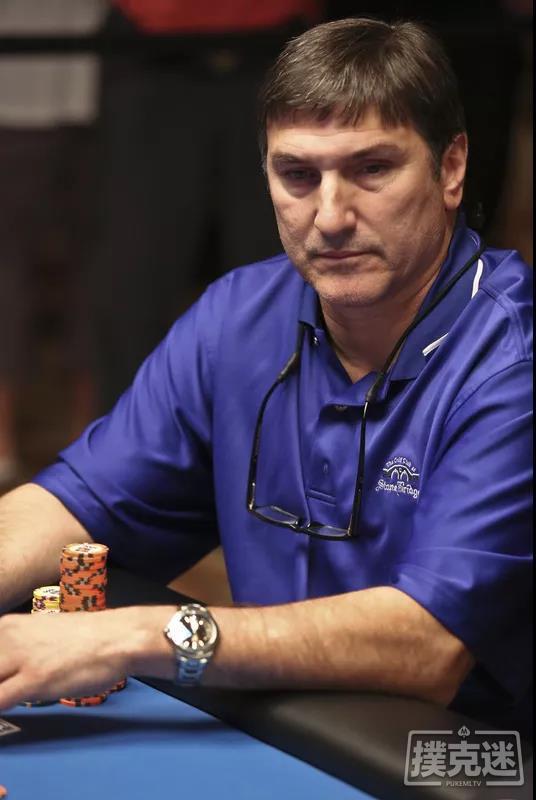 Keith Lehr:一位完全靠直觉打牌的职业牌手(上)