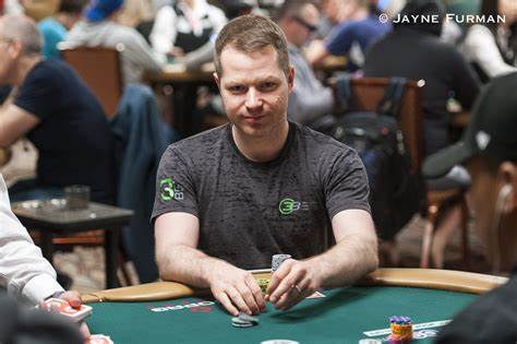 Jonathan Little谈扑克:一个高注额锦标赛小测试