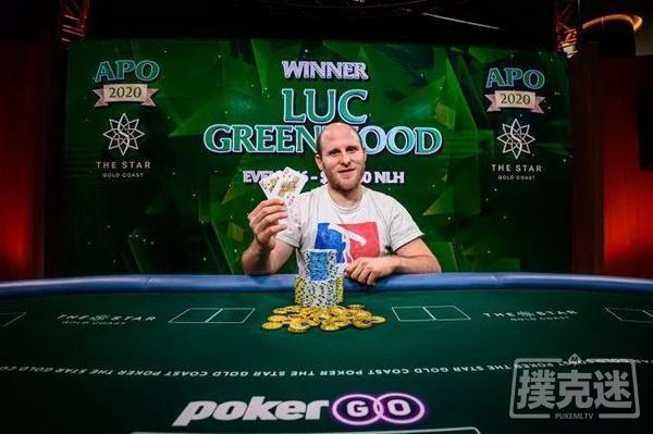 Stephen Chidwick登顶澳洲扑克公开赛积分榜
