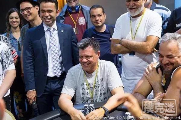 业余选手Paulo Milani两次赢得扑克之星白金通行证