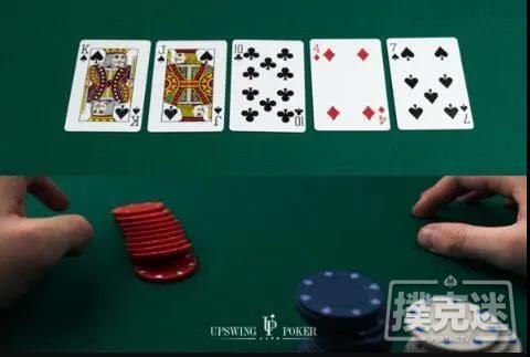 浅谈德州扑克河牌圈试探性下注