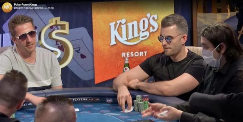 话题 | 欧洲扑克市场复苏,国王娱乐场开放现场比赛