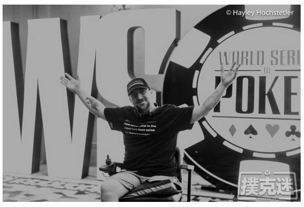 抗癌勇士遗愿清单:打WSOP,直到安乐死前的最后一刻