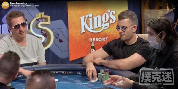 欧洲扑克市场复苏,国王娱乐场开放现场比赛