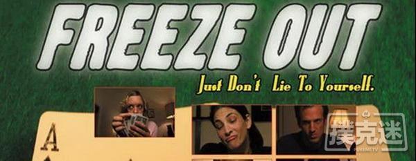 经典扑克电影《Freeze Out》在Vimeo上首映