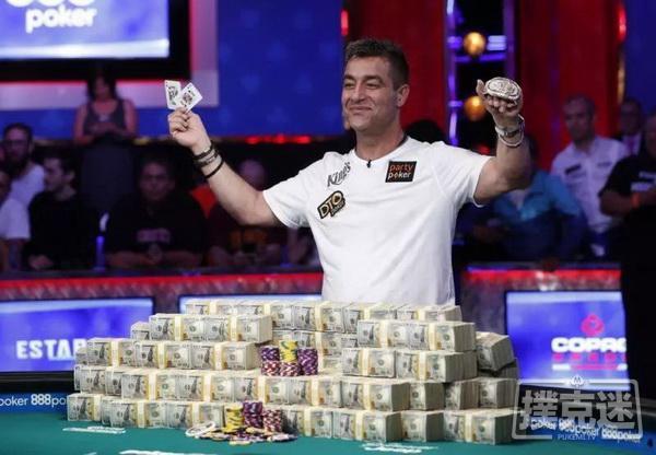 德州世界冠军回答怎么赚到1000w