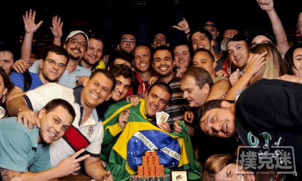 巴西WSOP冠军Akkari对担任拉美大使感到自豪