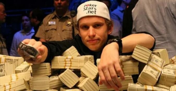 被遗忘的冠军–Peter Eastgate因何退出扑克?