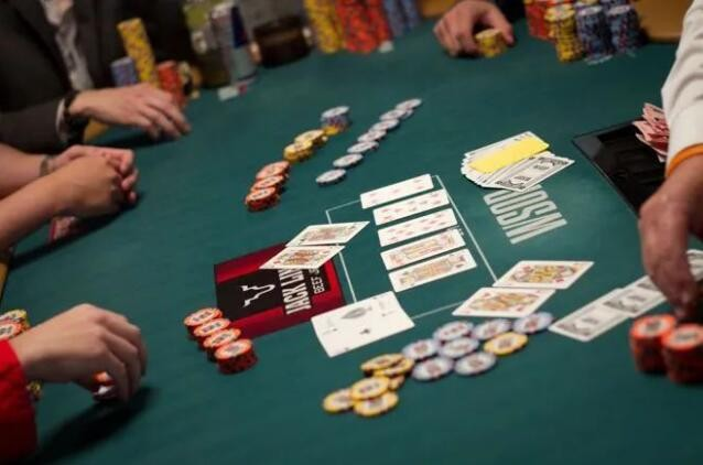 玩德州扑克却不会算牌,那你可要吃大亏