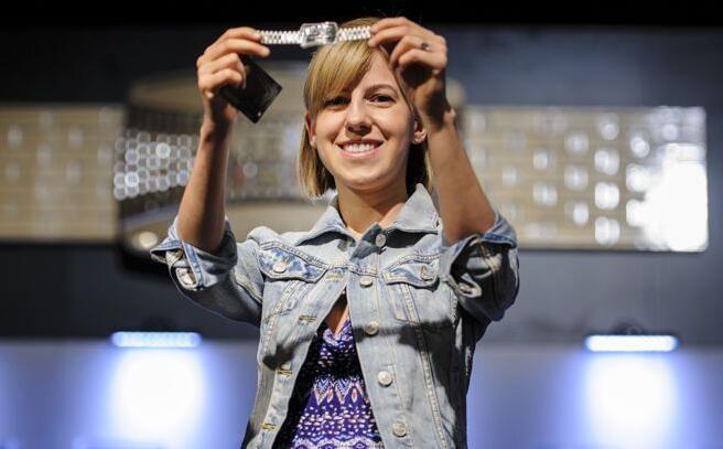 人美技术强Kristen Bicknell,曾两度荣获GPI年度最佳女牌手!