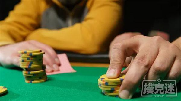 """德州扑克中所谓的""""加注验牌""""到底是否合理"""