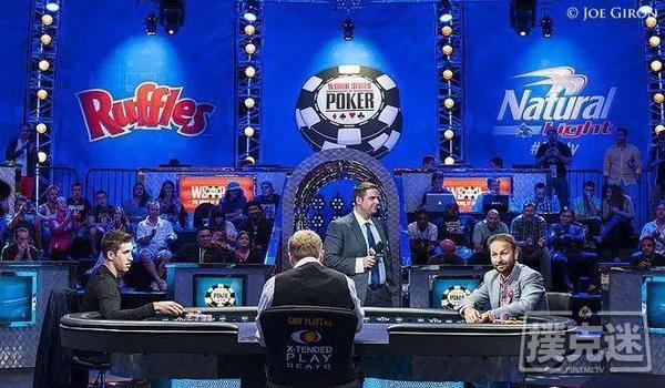WSOP史上的今天,Dan Colman斩获百万一滴水豪客赛冠军
