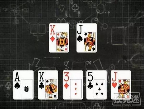 数学与德州扑克的关系