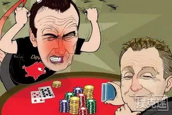 低级别德州扑克比赛中的漏洞