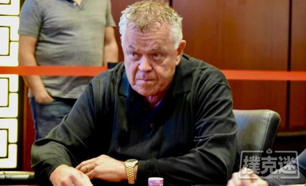 70岁的McMillen第一次打线上就赢得了WSOP金手链