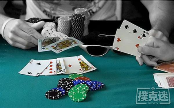 德州扑克常规桌策略 | 常见错误:玩得太紧