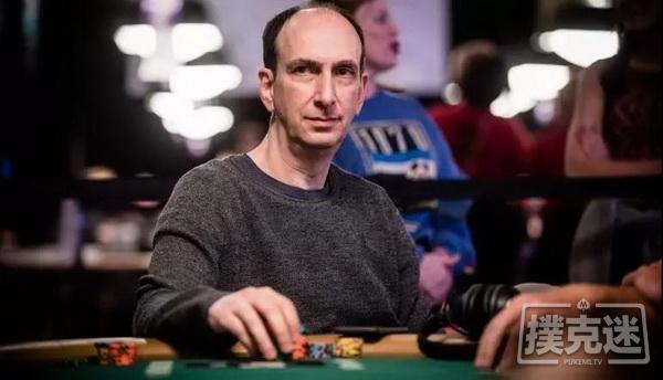 """新闻回顾-顶级德州扑克玩家Seidel突然承认自己是条""""鱼"""""""