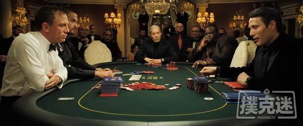 德州扑克常规桌策略之玩家模型