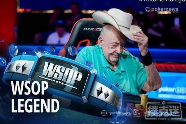 WSOP传奇人物:Doyle Brunson的第10条金手链诞生于15年前
