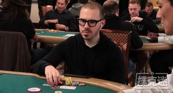 德州扑克豪客职牌Dan Smith:无需为钱担忧是打牌最舒服的一种状态