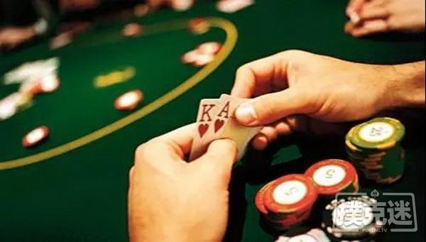 德州扑克中AK翻牌击中A或K,咋整