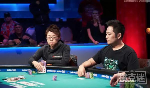 WSOP新闻回顾 首届德扑短牌赛事曾恩盛季军