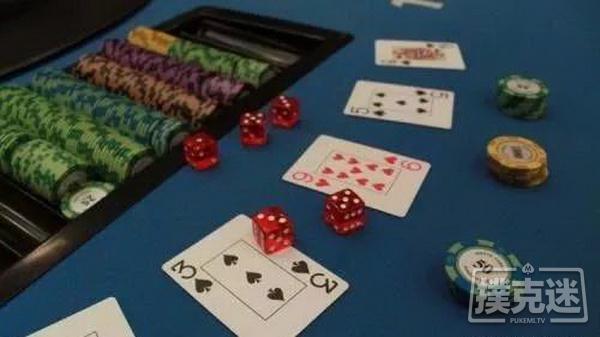 德州扑克初学者经常会犯的五个典型错误