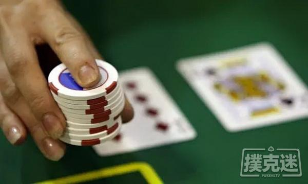 你打牌德州扑克不行……是的,说的就是你