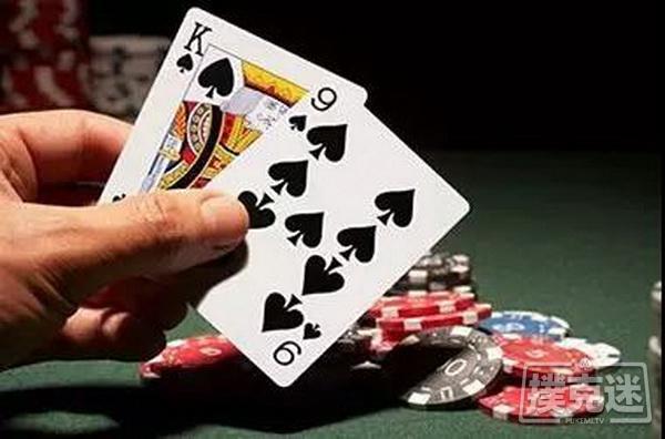 5步搞定德州扑克中间牌型(边缘牌)