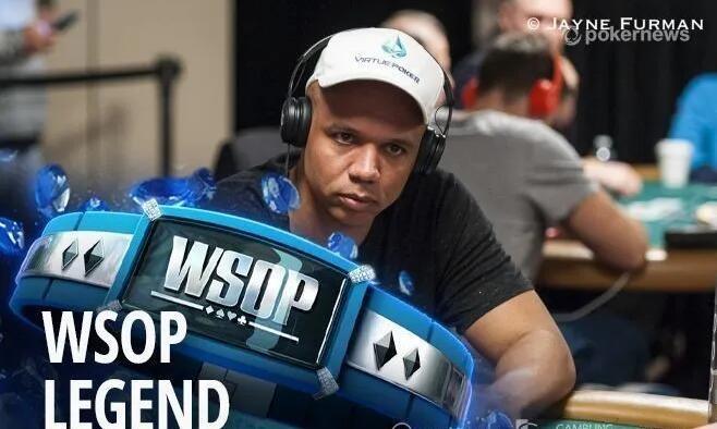 WSOP传奇:10条金手链得主Phil Ivey