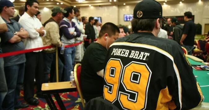 "Phil Hellmuth在扑克界的人设都是""演""的?"