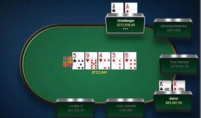 打破12年前的记录,史上最大线上德州扑克底池诞生!
