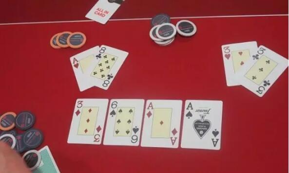 扑克小测试:你能像职业牌手那样诈唬吗?