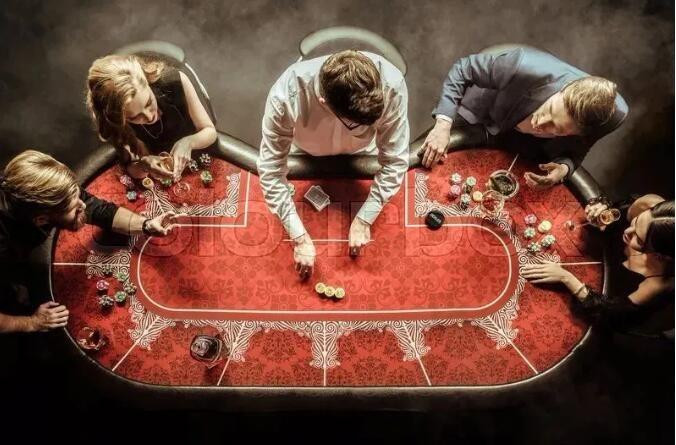 这十个扑克思维错误,你中招几个?