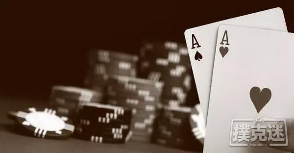 用AA跟注,看似随意,其实套路很深-德州扑克策略