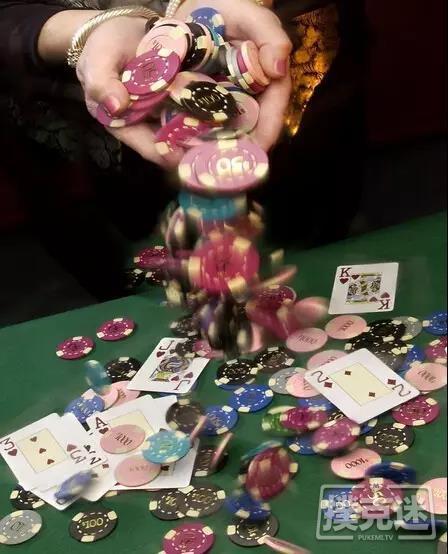 德州扑克中遇到这几种情况不要急着推All in!