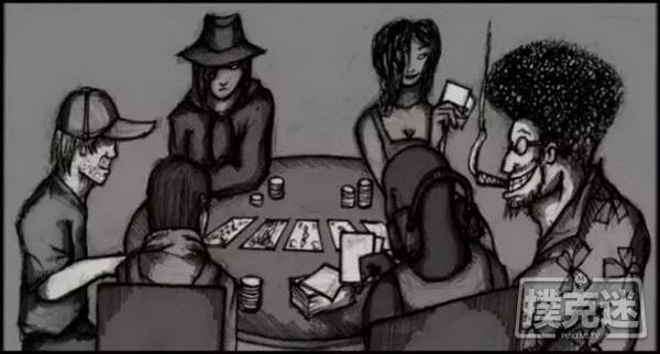 学会这四招,妥妥的把德州扑克牌桌大鱼给办了