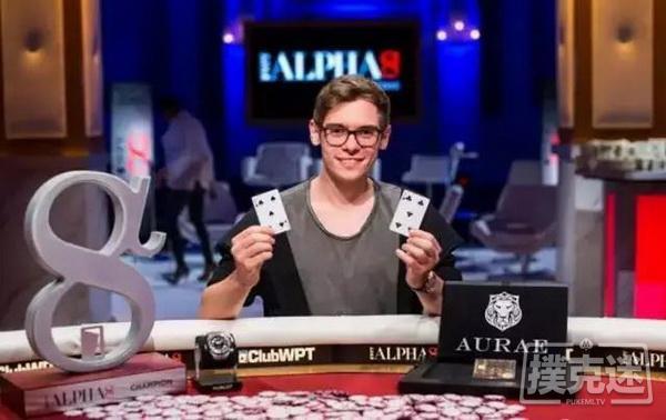 想不到那个一年吸金上亿的天才德州扑克牌手,竟然是这样的人