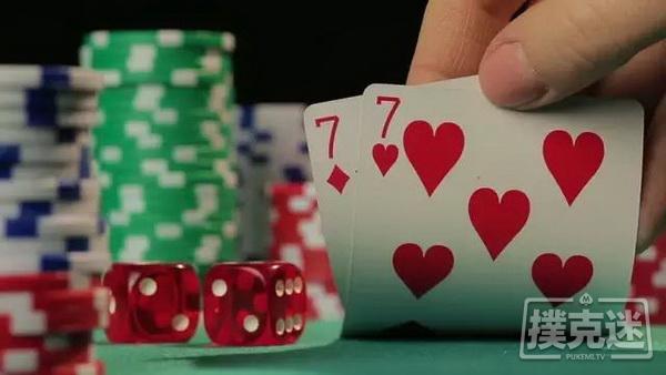 关于德州扑克口袋对与概率的问题,你能答对几个?