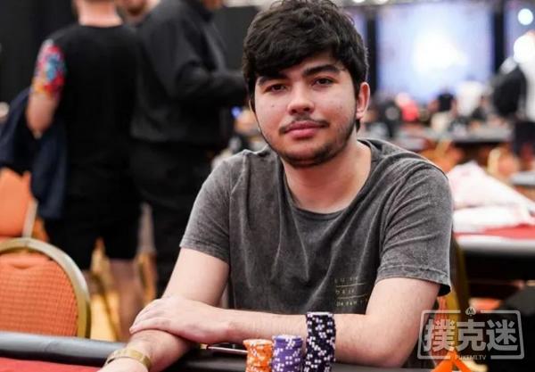 对扑克的热情驱使巴西选手Leonardo Mattos获得WSOP的胜利